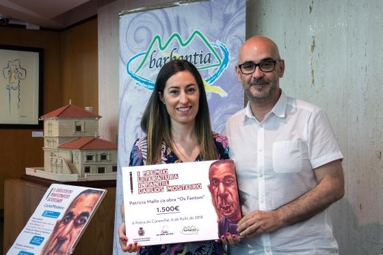 I premio Carlos Mosteiro